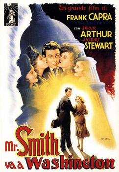 Plakatmotiv (Fr.): Mr. Smith goes to Washington (1939)