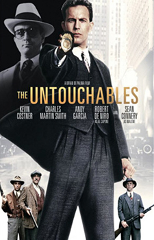 Kinoplakat (US): The Untouchables