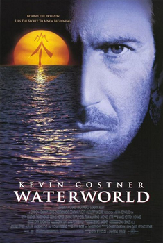 Kinoplakat: Waterworld