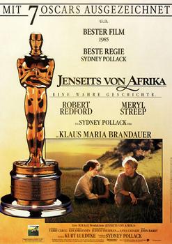 Christoph Hartung über Den Film Jenseits Von Afrika